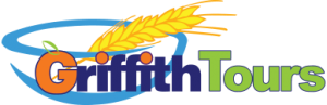 Griffith Tours New South Wales logo.